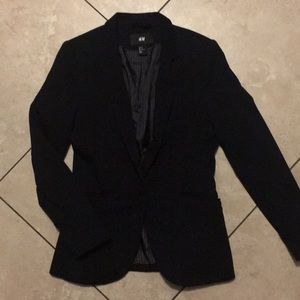 H&M Fitted woman's blazer